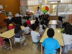 楽しかったね~(^~^)/カスミ食育教室♪