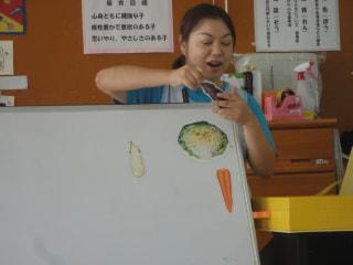 食育教室☆ぱんだ組