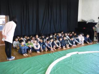 初めての相撲教室💪✨