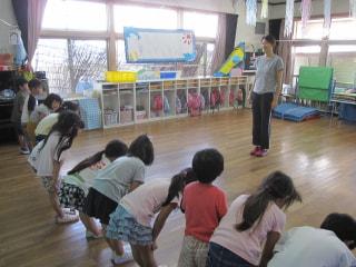体操教室がありました🕺💨