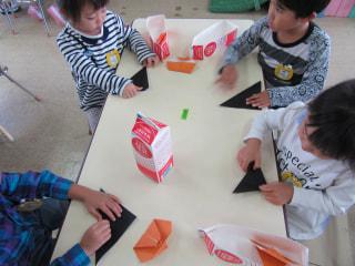 🕷ハロウィン🎃のなかま達,集合❣(折り紙製作)