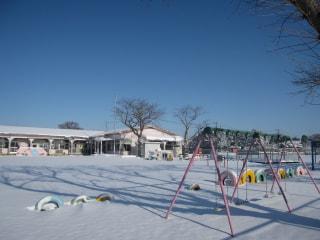 ***雪遊び***