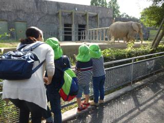 親子遠足★東武動物公園