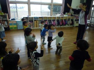 楽しいね😄体操教室
