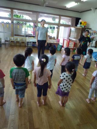 体操教室💪