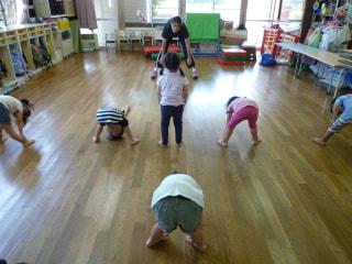 🤸♂️体操教室✨