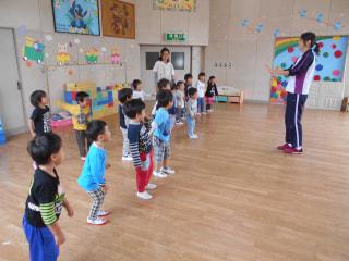 ♪体操教室♪