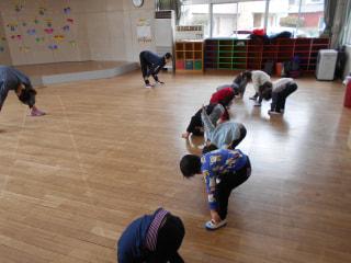 ☆体操教室☆