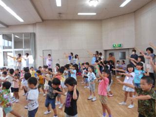 きりん組😆保育参加3日目
