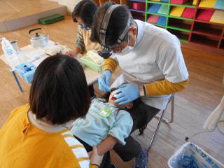 歯科検診😁